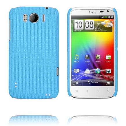 Supra (Ljusblå) HTC Sensation XL Skal