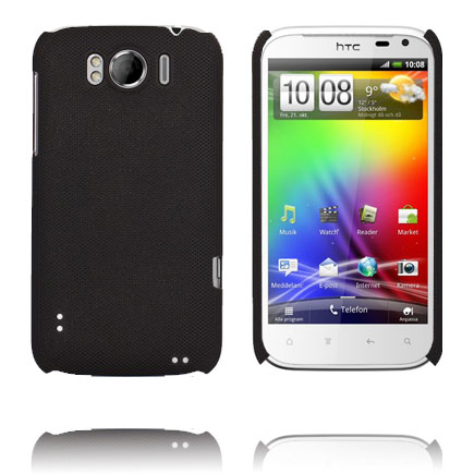 Supra (Svart) HTC Sensation XL Skal