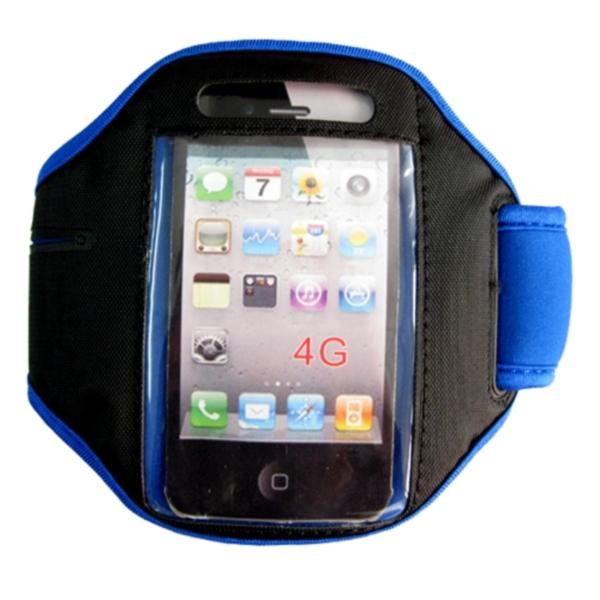 Sportarmband för SmartPhones (Blå)