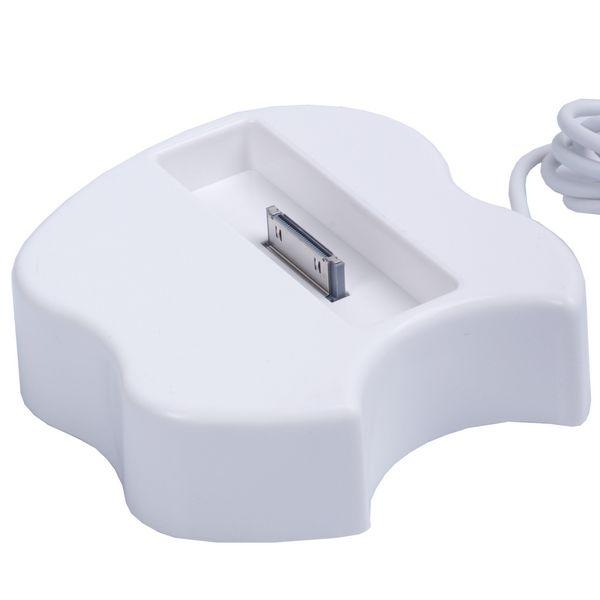 USB Dockningsstation för iPhone 4/3G/3GS och iPod