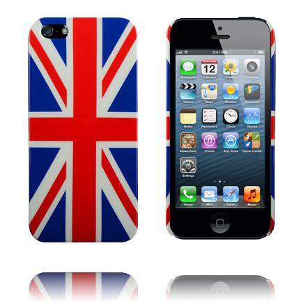 Patriot (UK-Flagga) iPhone 5 Skal