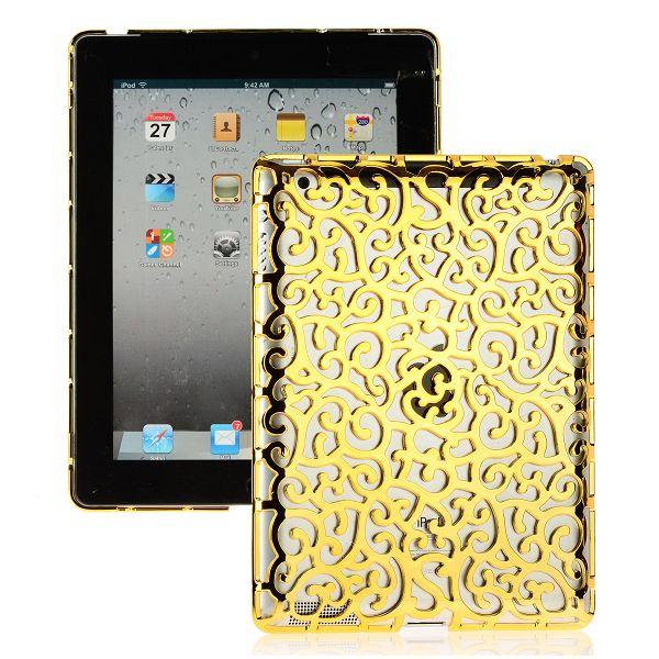 Rose Lines (Gyllene) iPad 3 Skal