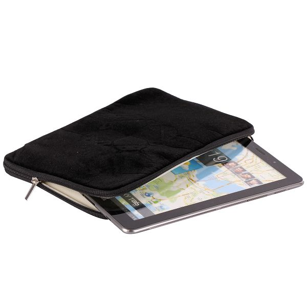 ANDROID Samsung Galaxy Tab 7.7 Påse (Svart)