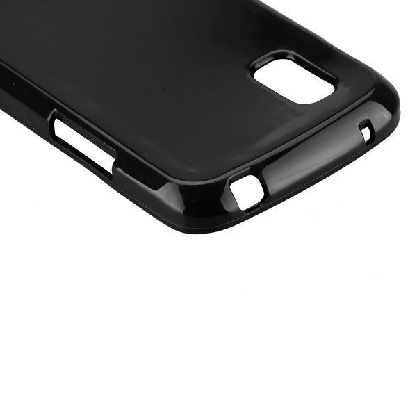 Candy Shell (Svart) Google Nexus 4 Skal