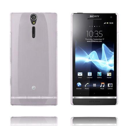 Crystal Skal (Transparent) Sony Xperia S Skal