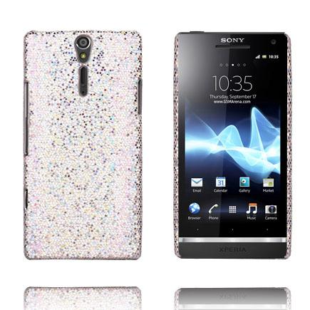 Victoria (Silver) Sony Xperia S Skal