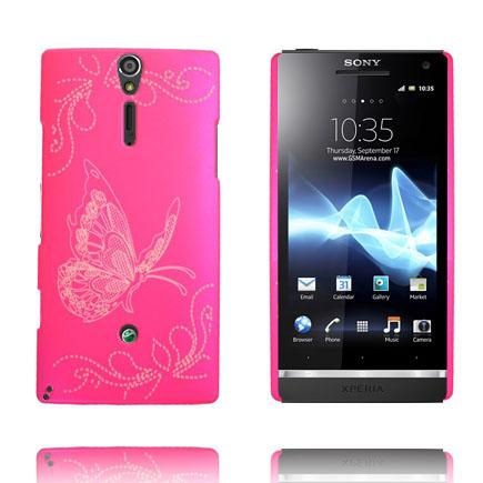 Joy (Het Rosa) Sony Xperia S Skal