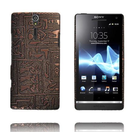 Farao (Brons) Sony Xperia S Skal