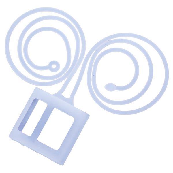 Halsband iPod Nano 6 Skal (Vit)
