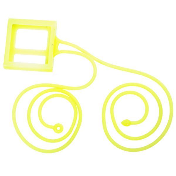 Halsband iPod Nano 6 Skal (Gul)