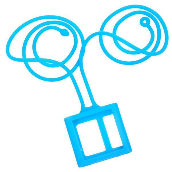 Halsband iPod Nano 6 Skal (Blå)