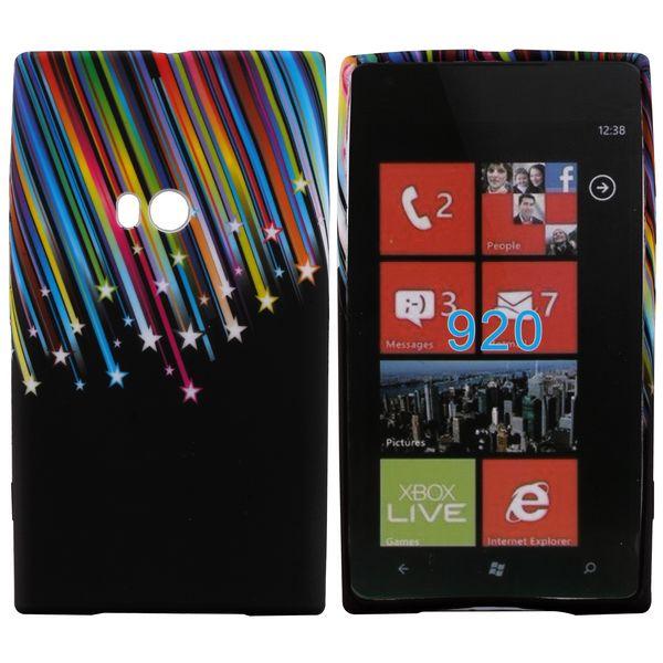 Symphony (Fallande Stjärna) Nokia Lumia 920 Skal