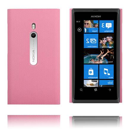 Supreme (Ljusrosa) Nokia Lumia 800 Skal