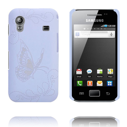 Joy (Vit) Samsung Galaxy Ace Skal