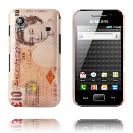 Icon (British Pound) Samsung Galaxy Ace Skal