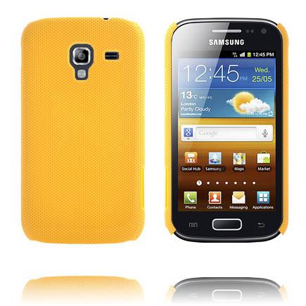 Supreme (Gul) Samsung Galaxy Ace 2 Skal