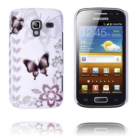 Valentine (Två Mörka Fjärilar) Samsung Galaxy Ace 2 Skal