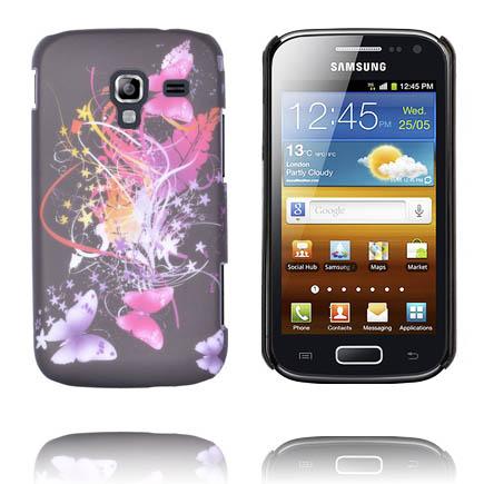 Valentine (Fjärilar i Natten) Samsung Galaxy Ace 2 Skal