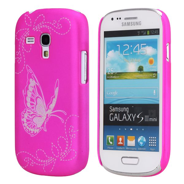 Joy (Rosa) Samsung Galaxy S3 Mini Skal