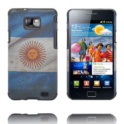 Image of   Patriot (Argentine Flag) Samsung Galaxy S2 Skal
