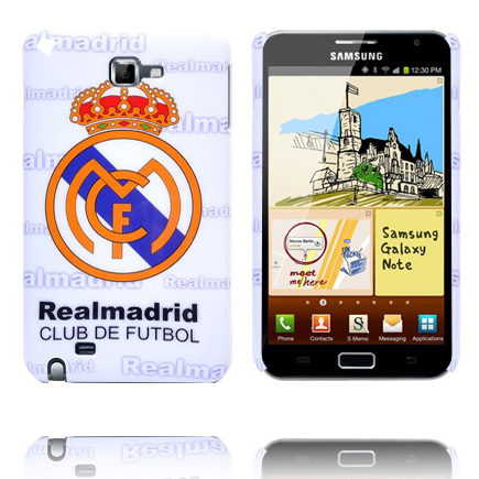 FanCase Samsung Galaxy Note Real Madrid
