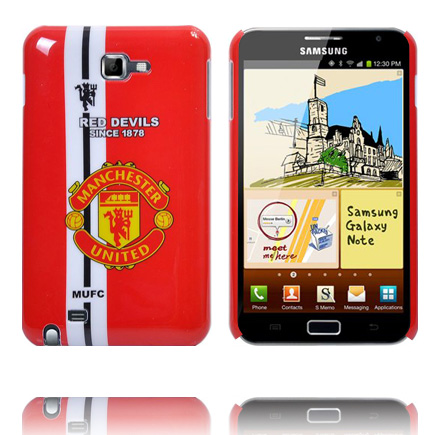FanCase Samsung Galaxy Note Manchester United