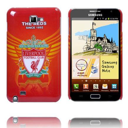 FanCase Samsung Galaxy Note Liverpool