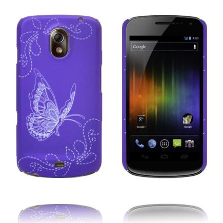 Joy (Lila) Samsung Galaxy Nexus Skal