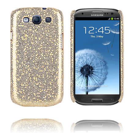 Victoria (Guld) Samsung Galaxy S3 Skal