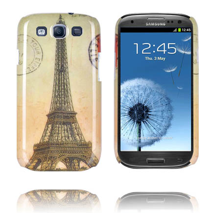 StoryLine (Eiffeltornet) Samsung Galaxy S3 Skal