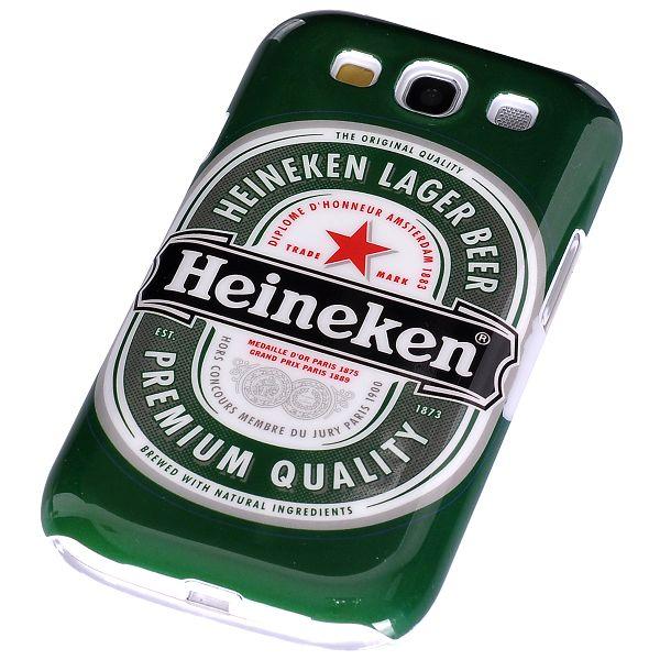 iCon Skal (Heineken) Samsung Galaxy S3 Skal