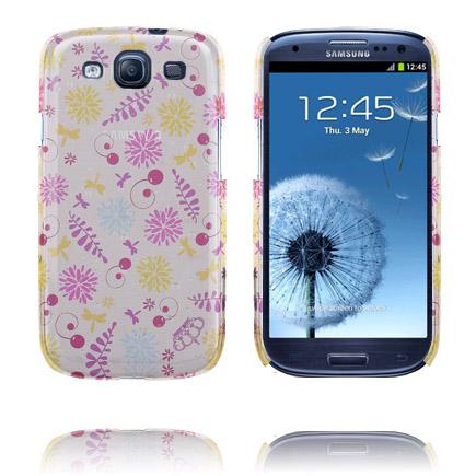 Amy's Trädgård (Ver. 7) Samsung Galaxy S3 Skal