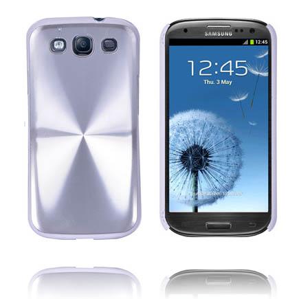 Alu Shield (Silver) Samsung Galaxy S3 Skal