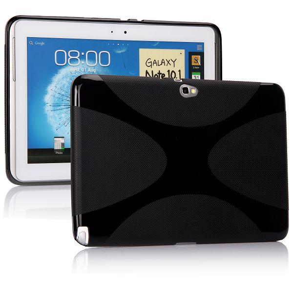eXplorer (Svart) Samsung Galaxy Note 10.1 Skal