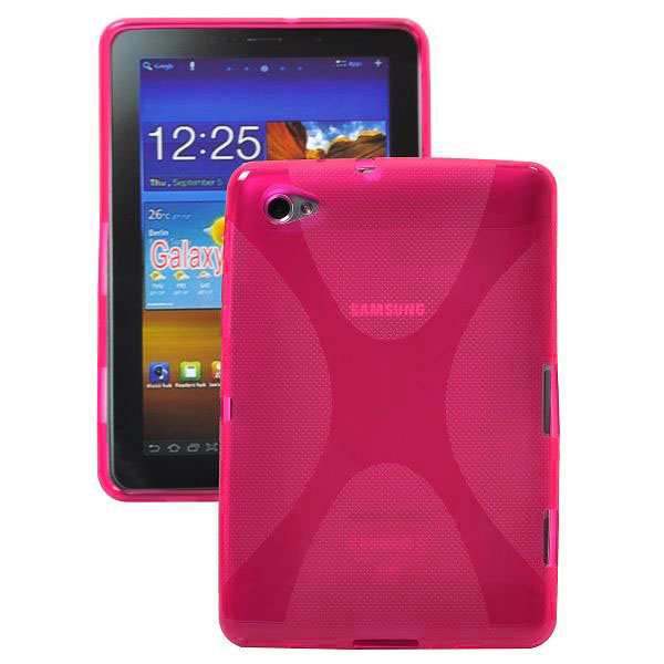 X-Fighter (Rosa) Samsung Galaxy Tab 7.7 Skal