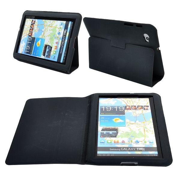 SmartCover Samsung Galaxy Tab 7.7 Fodral (Svart)