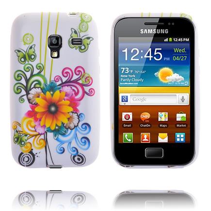 Symphony (Solros) Samsung Galaxy Ace Plus Skal