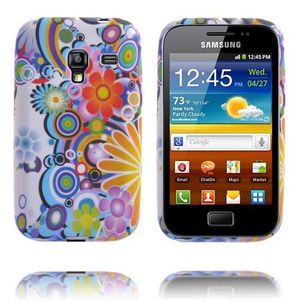 Symphony (Blandade Rainbows) Samsung Galaxy Ace Plus Skal