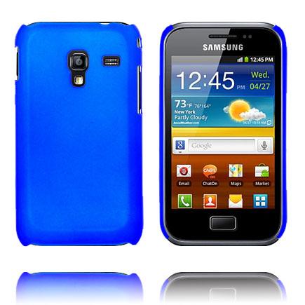 Hårdskal (Blå) Samsung Galaxy Ace Plus Skal