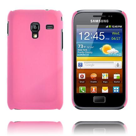 Hårdskal (Ljusrosa) Samsung Galaxy Ace Plus Skal