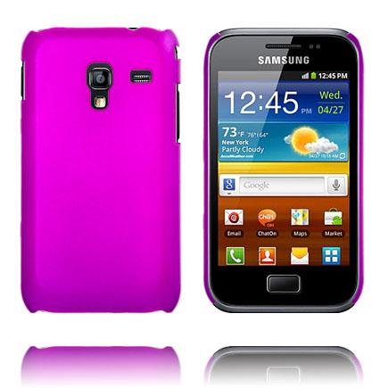 Hårdskal (Lila) Samsung Galaxy Ace Plus Skal