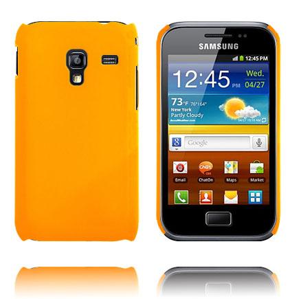 Hårdskal (Orange) Samsung Galaxy Ace Plus Skal