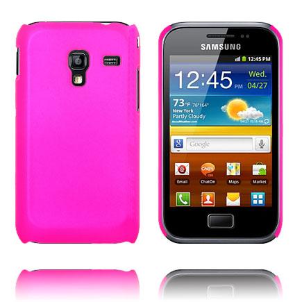 Hårdskal (Het Rosa) Samsung Galaxy Ace Plus Skal