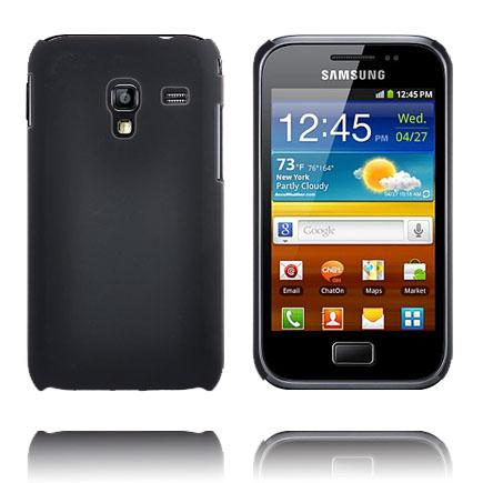 Hårdskal (Svart) Samsung Galaxy Ace Plus Skal