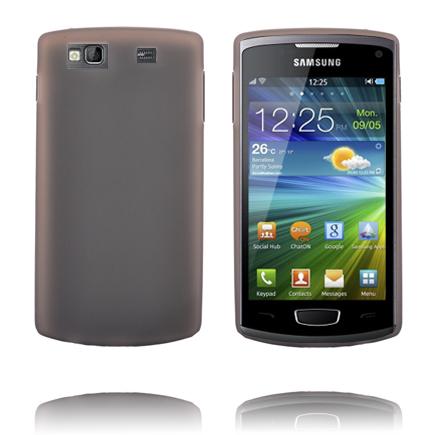 TPU Shell (Grå) Samsung Wave 3 Skal