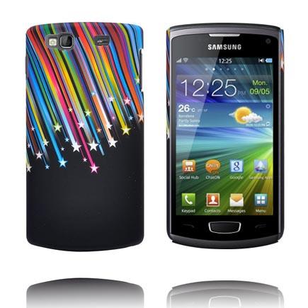 Valentine (Fallande Stjärna) Samsung Wave 3 Skal