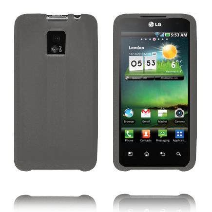 TPU Shell (Grå) LG Optimus 2X Skal