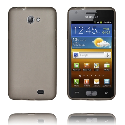 TPU Shell (Grå) Samsung Galaxy Z Skal