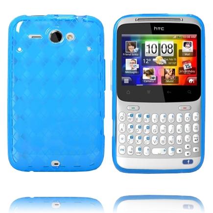 Tuxedo (Ljusblå) HTC ChaCha Skal