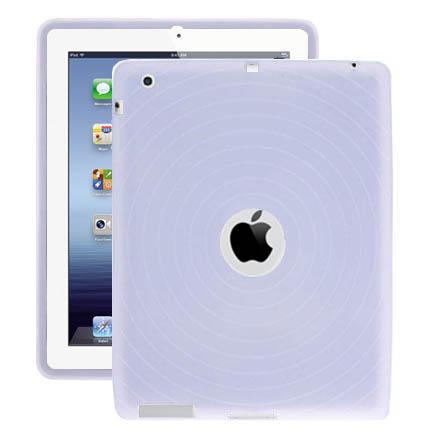 Bombay (Vit) iPad 3 Skal / iPad 4 Skal